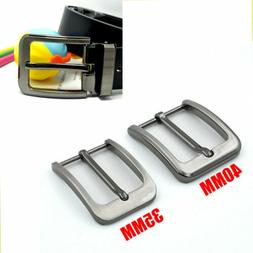 1 X Zinc Alloy Pin Buckle for Men Women Leather Belt Spare R