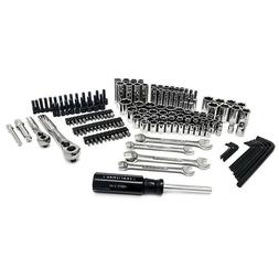 Craftsman 165 pc Mechanics Tool Set Standard Metric Socket R