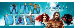 2018 AQUAMAN BURGER KING TOYS! PICK YOUR FAVORITES! SHIPPING