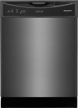 "Frigidaire® 24"" Black Stainless Steel Built In Dishwasher-F"