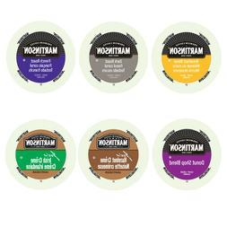 Martinson @ .27 per cup 96 K Cups value Pack! Just Pick Your