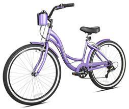 """Kent 26"""" Bayside Women's - Girls Bike Purple - NEW - IN HAND"""