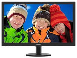 "Philips 273V5LHSB 27""Class LED Monitor, Full HD, 300cd/m2,"