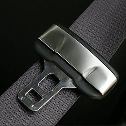 UltaPlay 2pcs Car Seat Belt Buckle Trim Clasp Insert Clip Co