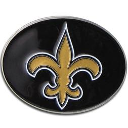 Siskiyou Gifts 2SFB150 NFL Logo Buckles- New Orleans Saints