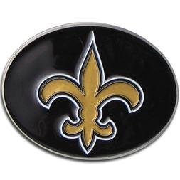 Siskiyou Gifts 2SFB150 NFL Logo Buckles- New Orleans Saints