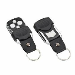 433MHz Wireless Remote Control Leather Belt Buckle Transmitt