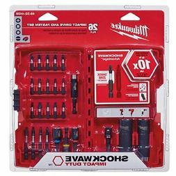 MILWAUKEE 48-32-4408 Kit with Socket 26 pc