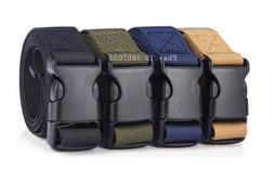 49 In Quick Release Belt Buckle Clips Sliders Tactical Strap