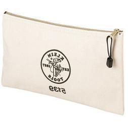Canvas Zipper Bag Klein Tools 5139