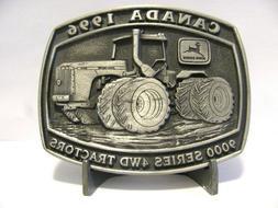 John Deere 9400 9000 Series 4WD Tractor Belt Buckle CANADA 1