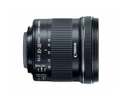 Canon EF-S 10-18mm f/4.5-5.6 IS STM Lens