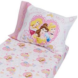 Disney Princess Castle Dreams 2-Piece Sheet Set