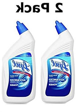 Lysol Professional Disinfectant Toilet Bowl Cleaner with Adv