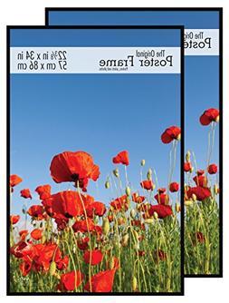 MCS 22.38x34 Inch  Original Poster Frame, Black