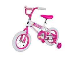 "Magna Girls 12"" Sweet Heart Bike, Small, White/Pink"