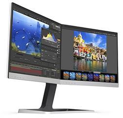 "Philips 19DP6QJNS 19"" x  Dual LED IPS Monitors, 5:4 Aspect R"