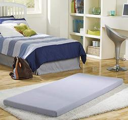 Simmons BeautySleep Siesta Memory Foam Mattress: Roll-Up Gue