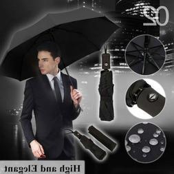 McConnor Automatic Travel Rain Umbrella - Auto Open Close Co