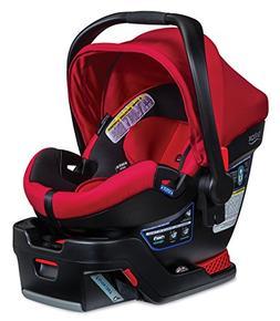 Britax B-Safe 35 Elite Infant Car Seat, Red Pepper