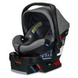 Britax B-Safe Ultra Infant Car Seat in Gris Brand New Open B
