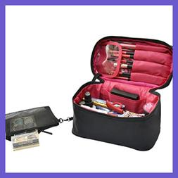 Travel Makeup Bags Small Cosmetic Case Organizer for Women B