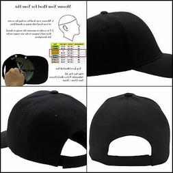 Top Level Baseball Cap Hat Men Women Classic Adjustable Plai