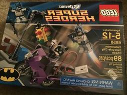 LEGO Batman 6858 Catwoman Catcycle City Chase NEW Sealed FRE