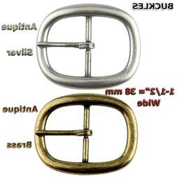 belt buckle fits 1 1 2 wide