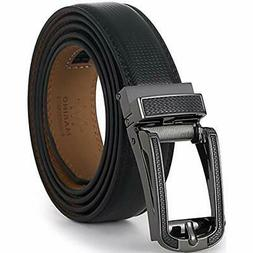 Belts Marino Avenue Mens Genuine Leather Ratchet Dress With