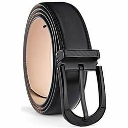Belts Men's Belt, Bulliant Leather Adjustable Dress Casual 1