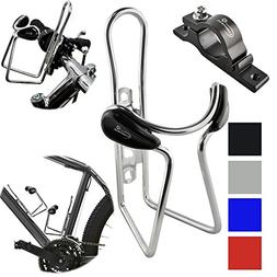 Lumintrail Bike Bottle Holder w/ Handlebar Mount Adapter lig
