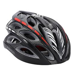 Gonex Adult Bike Helmet, Cycling Road Helmet with Safety Lig