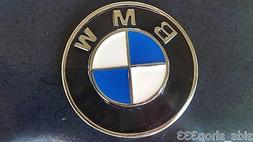 * BMW Logo Chrome Highlights Color Belt Buckle collectible d