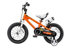 Royalbaby RB16B-6O BMX Freestyle Kids Bike, Boy's Bikes and