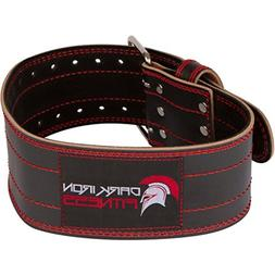 Weightlifting Belt w/ Adjustable Non-slip Fit by Dark Iron F