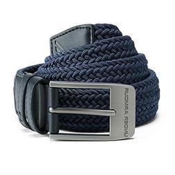 Under Armour Men's Braided Belt 2.0, Academy /Anthracite, 30