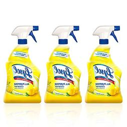 Lysol All-Purpose Cleaner Trigger, Lemon Breeze Scent, 32 Fl