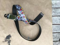 Buckle Down Mickey Mouse One Size Fits Most/Buckle Belt