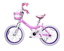 Bunny Girl's Bike Pink 18 inch Kid's bicycle