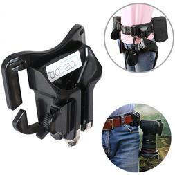 Camera Holster Belt Hard Plastic Waist Belt Buckle for Sony