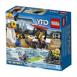 LEGO City Coast Guard Coast Guard Starter Set 60163 Building