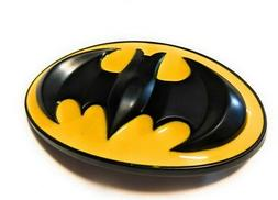Classic Logo Batman belt buckle  DC ,great gift collectible