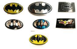 classic logo batman belt buckle many styles