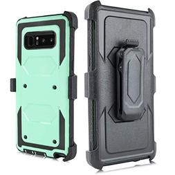 Compatible for Samsung Note 8 Case, Galaxy Note 8 Case, Heav