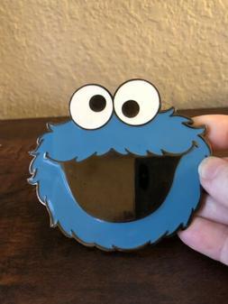 Cookie Monster Belt Buckle Sesame Street