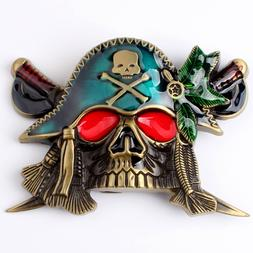Double <font><b>knife</b></font> Pirate Skull with <font><b>