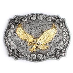 Eagle Western Men's Belt Buckles for women in Eagle Cowboy V