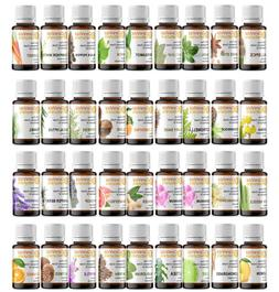 Aromatherapy Essential Oils 100% Pure Therapeutic 10ml  Diff