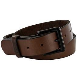 "Hanks Everyday - ""No Break"" Thick Leather Belt - Mens Heavy"